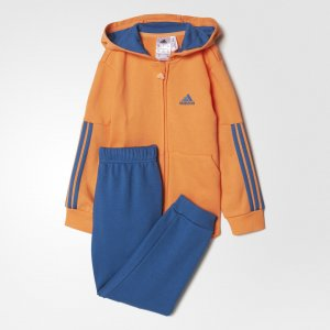 Комбинезон Sports Performance adidas. Цвет: оранжевый
