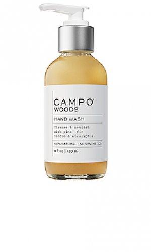 Жидкое мыло woods CAMPO. Цвет: beauty: na