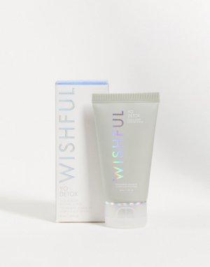 Энзимный скраб для лица и тела – Yo Detox, 40 мл-Бесцветный Wishful