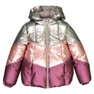 Куртка LaRedoute. Цвет: розовый
