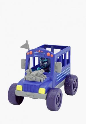 Набор игровой Росмэн Машина Ночного Ниндзя. Цвет: синий