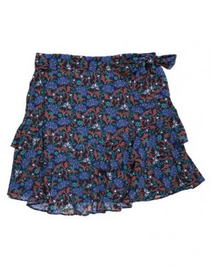 Юбка до колена AAIKO. Цвет: синий