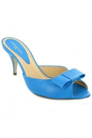 Мюли Atelier Mercadal. Цвет: синий