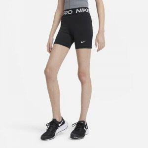 Шорты для девочек школьного возраста Pro - Черный Nike
