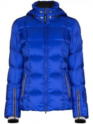 Лыжная куртка Sanne Bogner. Цвет: синий