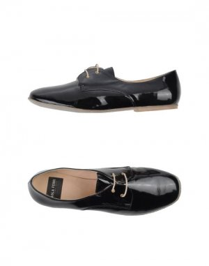 Обувь на шнурках PAOLA FERRI BY ALBA MODA. Цвет: черный