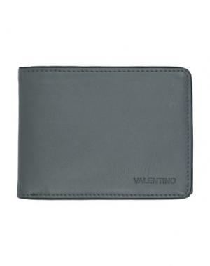 Бумажник MARIO VALENTINO. Цвет: свинцово-серый