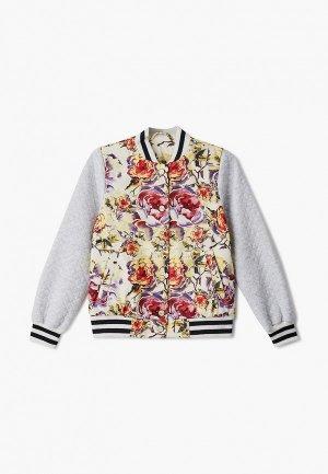 Куртка АксАрт. Цвет: разноцветный