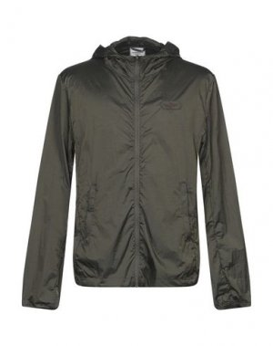 Куртка AERONAUTICA MILITARE. Цвет: зеленый-милитари