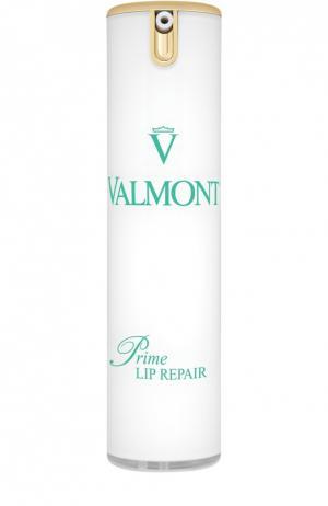 Интенсивный восстанавливающий крем-уход для губ Valmont. Цвет: бесцветный