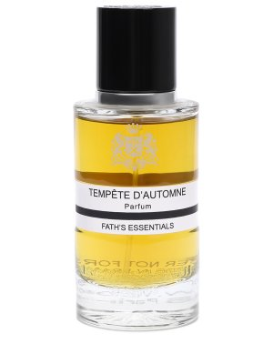 Парфюмерная вода Tempete Dautomne FATH'S ESSENTIALS