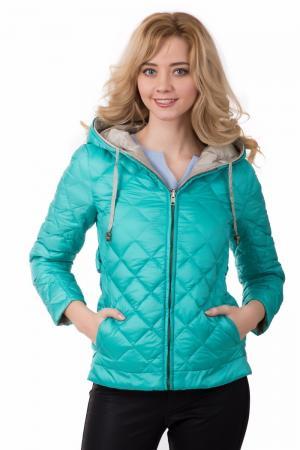 Куртка Just Valeri. Цвет: бежевый