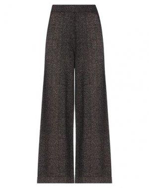Повседневные брюки GUARDAROBA by ANIYE. Цвет: бронзовый