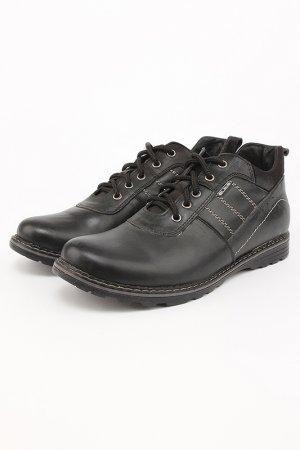 Зимние ботинки Elite. Цвет: черный