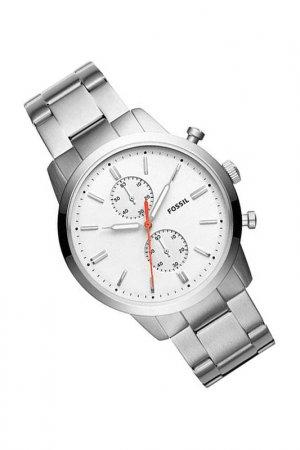 Наручные часы Fossil. Цвет: белый