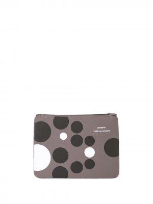 Чехол для MacBook Air 13 из коллаборации с Côte&Ciel Comme Des Garçons Play. Цвет: серый