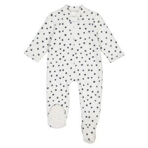 Пижама-комбинезон LaRedoute. Цвет: серый