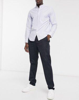 Классические брюки со шнурком на талии -Черный Tommy Hilfiger