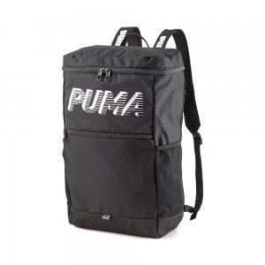 Рюкзак EvoEssentials Box Backpack PUMA. Цвет: черный