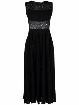Платье Octavia Antonino Valenti. Цвет: черный
