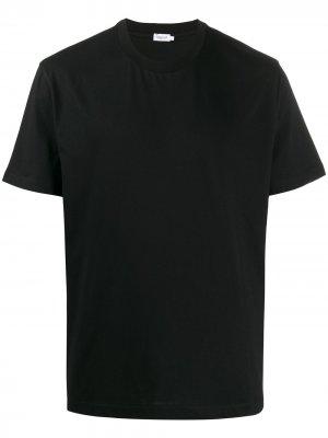 Футболка M. Single с круглым вырезом Filippa K. Цвет: черный