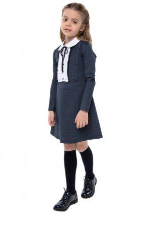 Платье Junior Republic. Цвет: глубокий синий