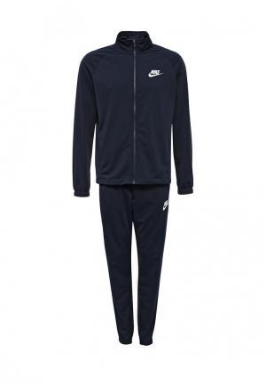 Костюм спортивный Nike Mens Sportswear Track Suit. Цвет: синий