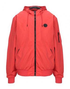 Куртка BLEND. Цвет: красный