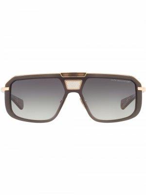 Солнцезащитные очки Mach-Eight Dita Eyewear. Цвет: серый