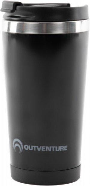 Кружка 400 мл Outventure. Цвет: черный