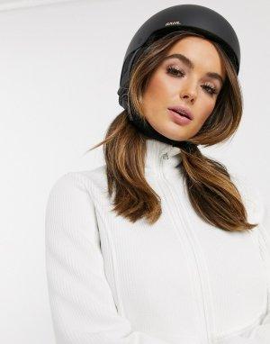 Черный горнолыжный шлем Greta 3 Anon