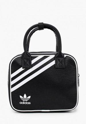 Сумка adidas Originals BAG NYLON. Цвет: черный