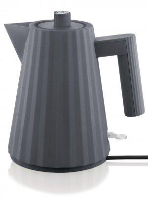 Электрический чайник Plisse Alessi. Цвет: серый