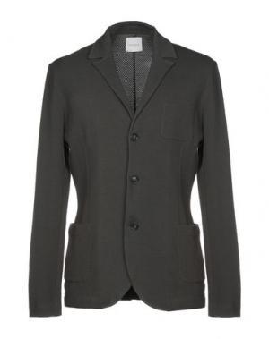 Пиджак BELLWOOD. Цвет: свинцово-серый
