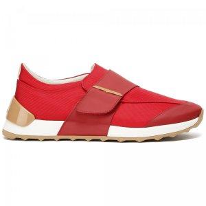 Кроссовки Alberto Guardiani Sport. Цвет: красный