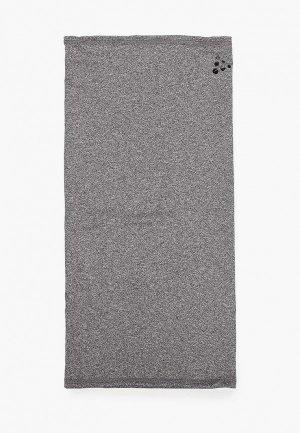 Снуд Craft CORE NECK TUBE. Цвет: серый