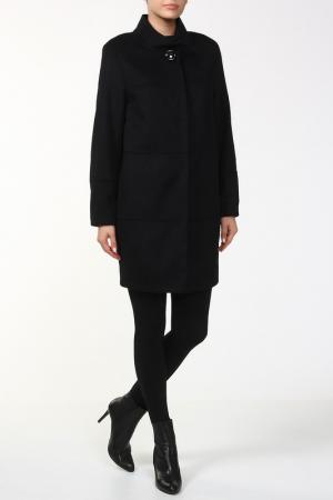 Пальто Вики Веталика. Цвет: черный