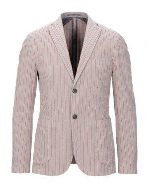 Пиджак AGO.RA.LO.. Цвет: голубиный серый