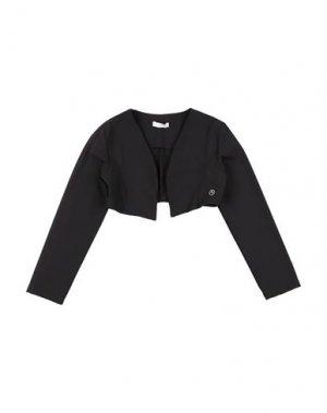 Пиджак MEILISA BAI. Цвет: черный