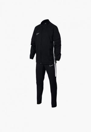Костюм спортивный Nike DRI-FIT ACADEMY BIG KIDS SOCCER TRACKSUIT. Цвет: черный
