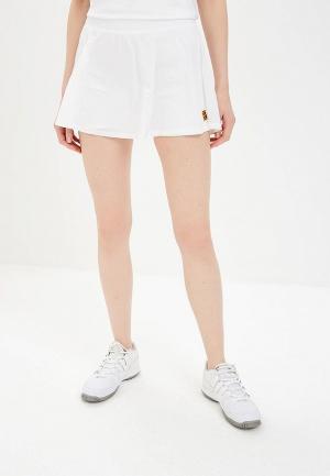 Юбка-шорты Nike COURT DRI-FIT FLEX WOMENS SKIRT. Цвет: белый