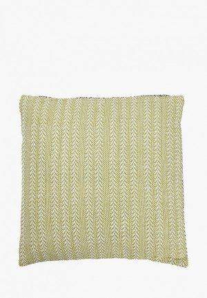 Подушка декоративная Just Beauty. Цвет: зеленый