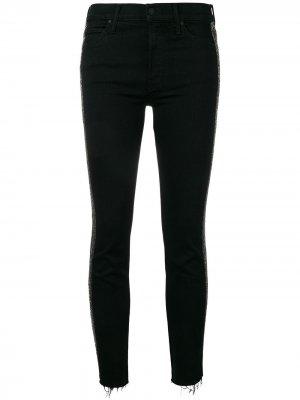 Укороченные брюки Rascal Mother. Цвет: черный