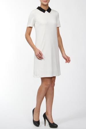 Платье Joe Suis. Цвет: белый