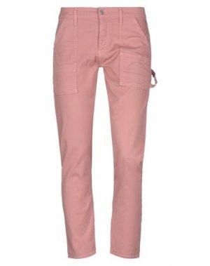 Джинсовые брюки CITIZENS OF HUMANITY. Цвет: пастельно-розовый