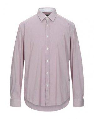 Pубашка BOSS HUGO. Цвет: красный