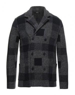 Пиджак ALPHA STUDIO. Цвет: серый