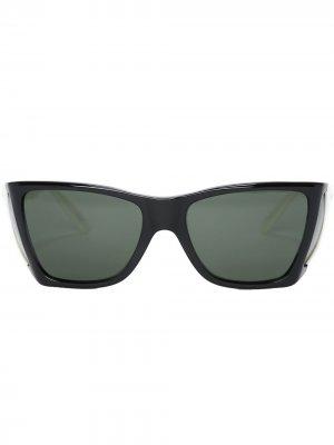 Солнцезащитные очки из коллаборации с Persol JW Anderson. Цвет: черный