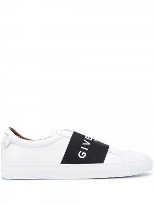 Кеды с логотипом Givenchy. Цвет: белый