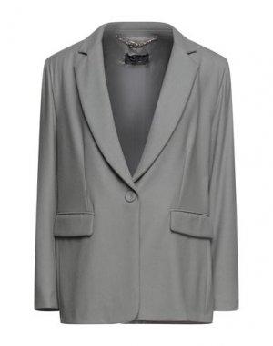Пиджак CLIPS. Цвет: серый